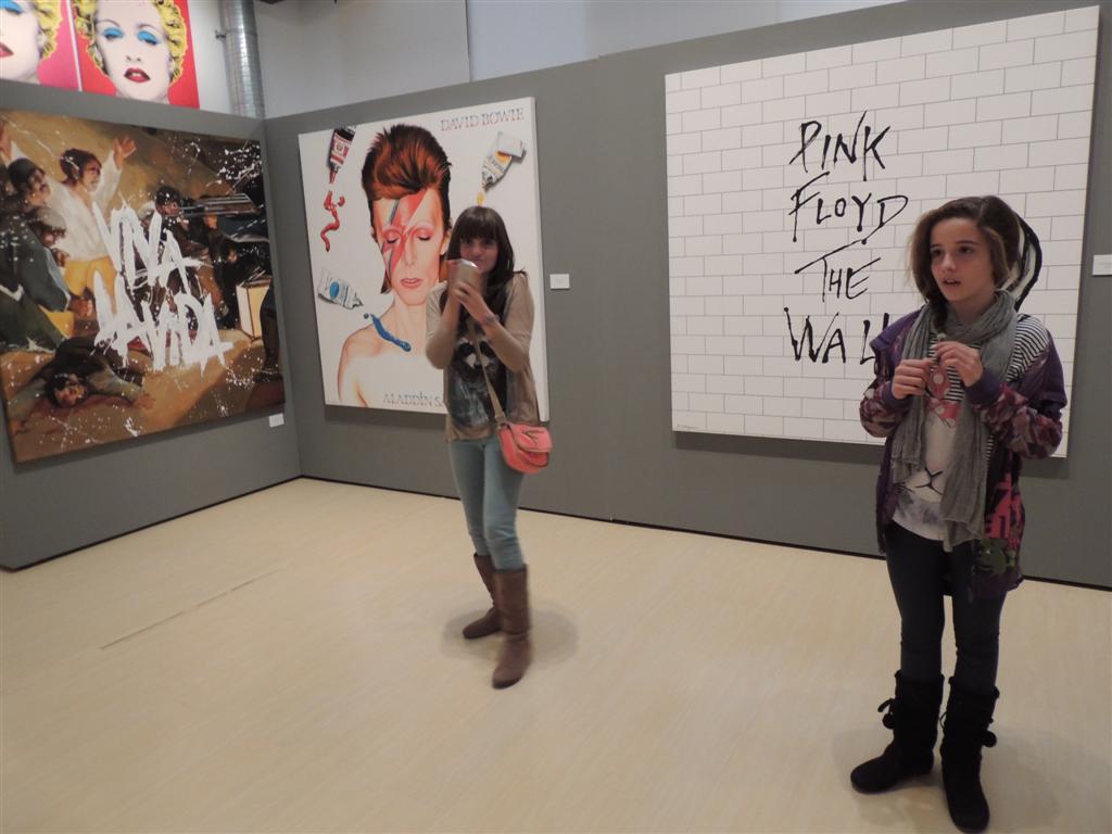 Exposición Antonio de Felipe