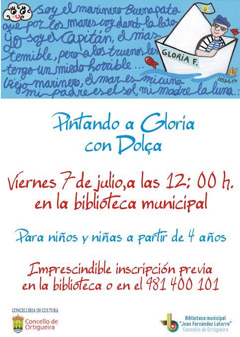 Gloria Fuertes Ortigueira