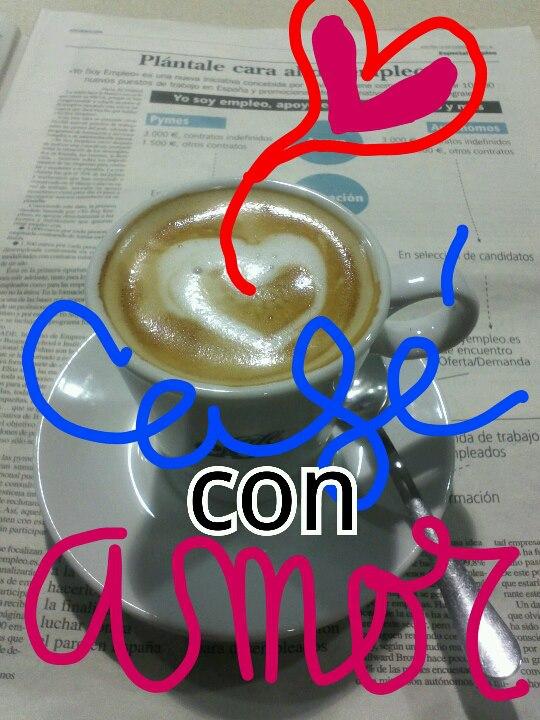 Café con amor